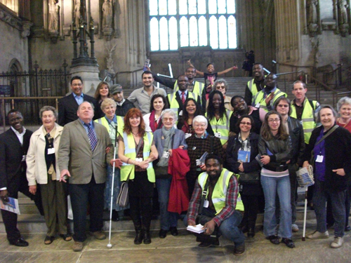 House of Commons day out
